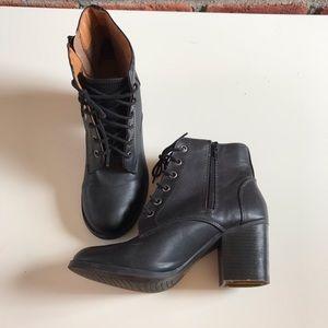 Women's ankle boots w Heel